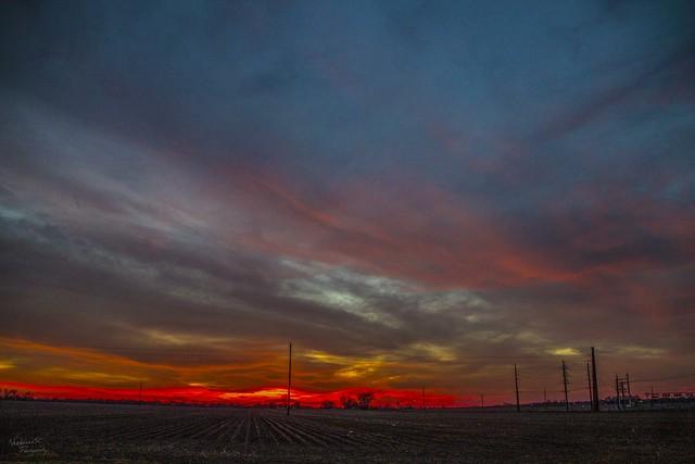 031517 - Sweet Nebraska Sunset