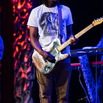 Fri, 17/03/2017 - 5:35pm - Black Joe Lewis and the Honeybears Live at SXSW Radio Day Stage Powered by VuHaus 3.17.17 photographer: Sarah Burns