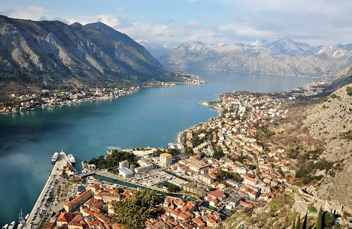 montenegro crnagora bokakotorska view d90 nikon wow kotor bay bayofkotor