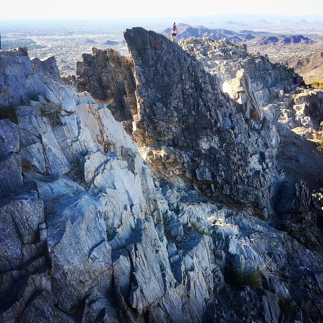 Squaw Peak, AZ