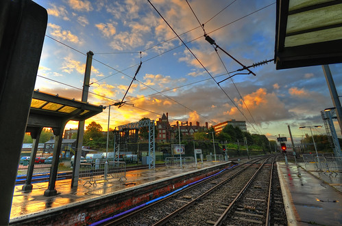 railway railwaystation preston hdr photomatix photomatixpro hdrphotography prestontrainstation