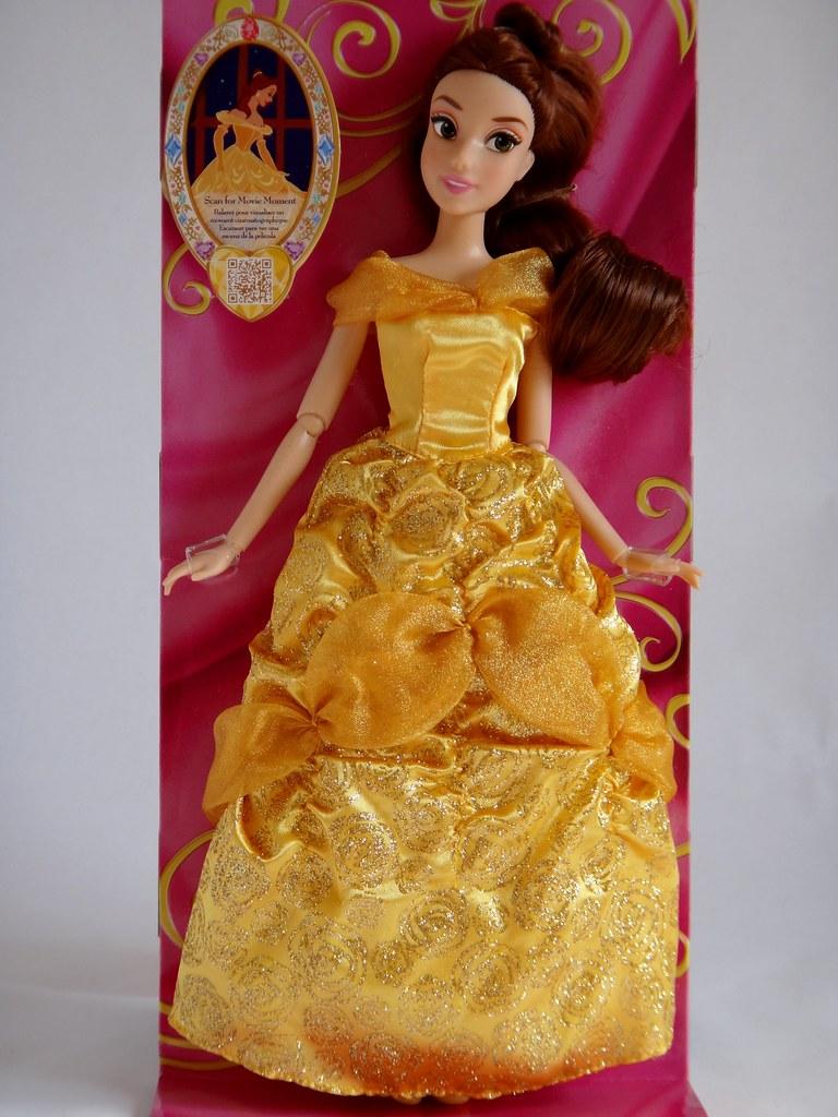 343c984c14 ... 2013 Classic Disney Princess Belle 12'' Doll - Disney Store - First  Look -