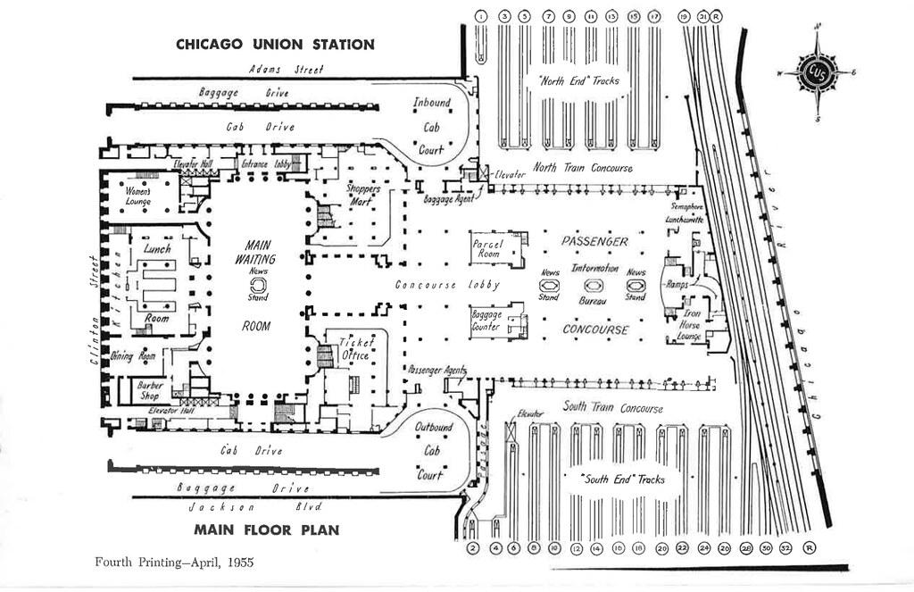 Original Station Floor Plan Metropolitan Planning Council Mpc Flickr