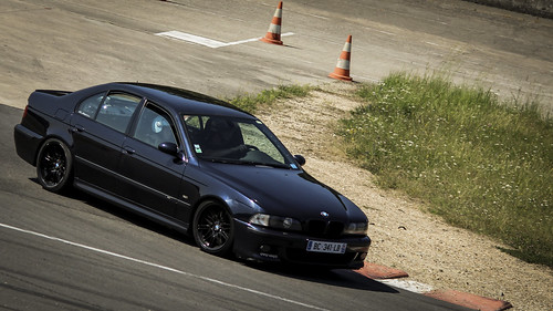 Montlhéry Trackday - 14 Juillet 2013 - BMW M5 E39 Photo