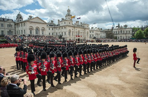 Trooping the Colour | by Defence Images