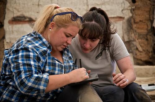 Site Documentation with Tablets | by Çatalhöyük