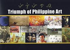 triumph of philippine art cover