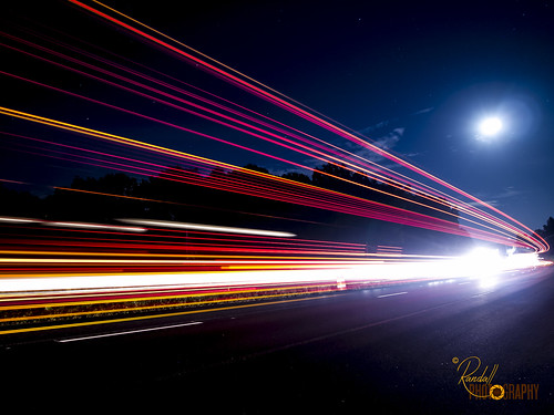 longexposure blue light red summer sky usa moon reflection cars beautiful car night clouds pen dark stars photography us amazing nice md pretty view bright outdoor maryland olympus trail queenstown lighttrails unitedstate epl1 mirrorlesscamera