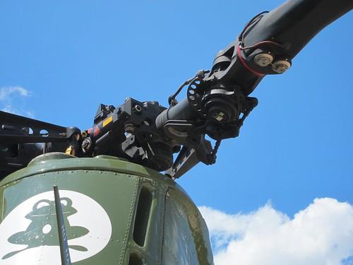 CH-46 main rotor head | by jabberwok14