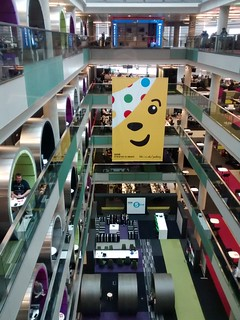 Pudsey is watching you