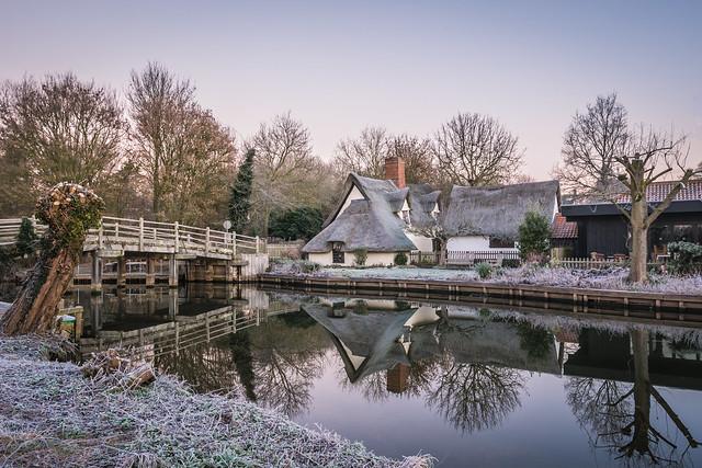 Frosty Bridge Cottage