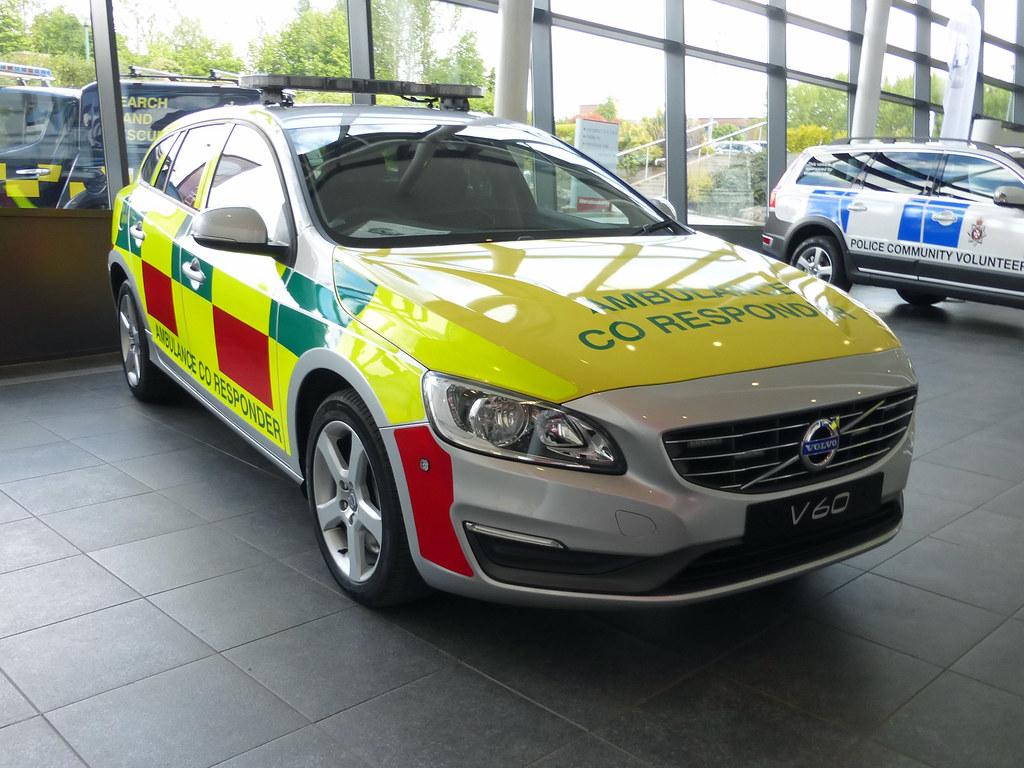 Volvo V60 Co Responder