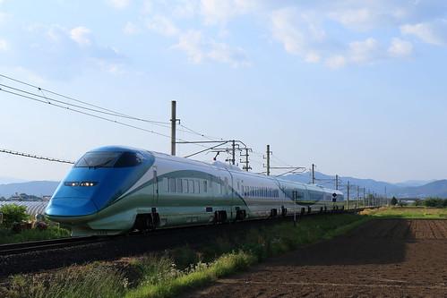 山形新幹線 とれいゆつばさ