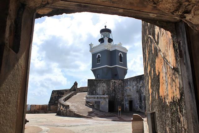 San Juan: Castillo San Felipe del Morro