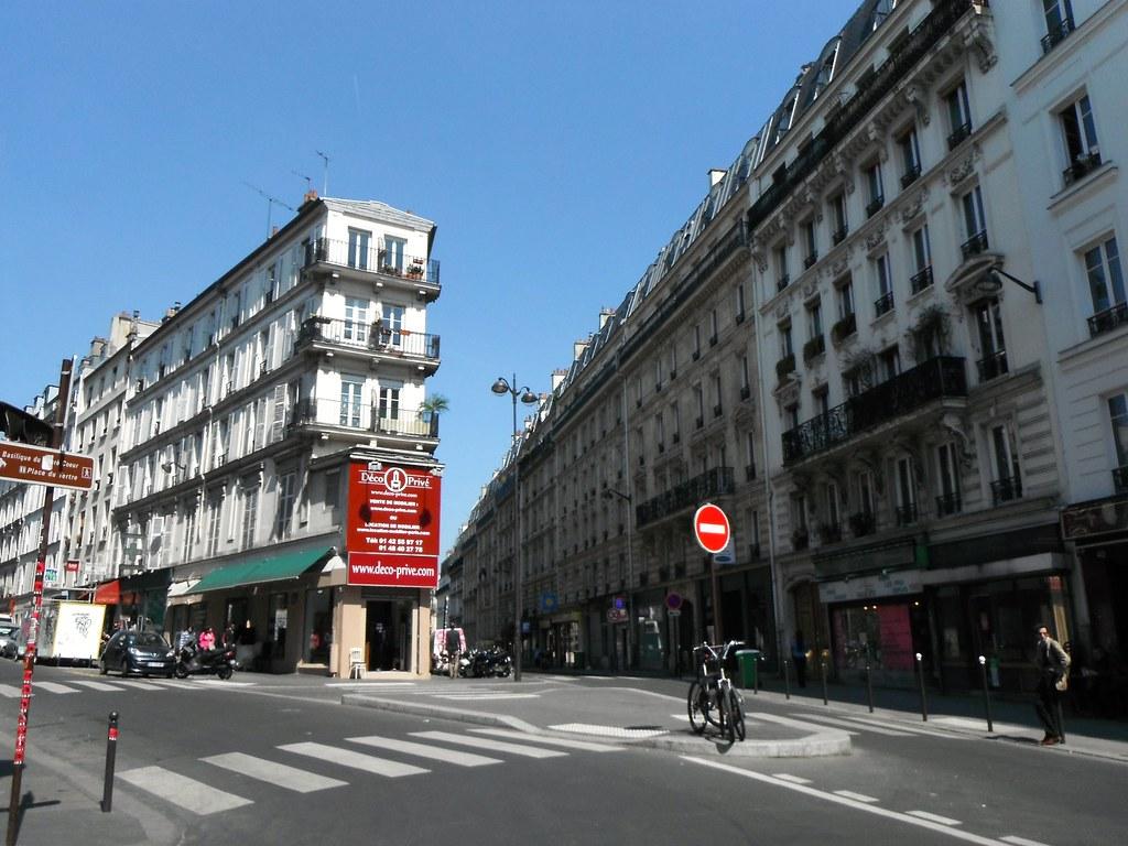 Rue De La Deco paris - rue de clignancourt   añelo de la krotsche   flickr
