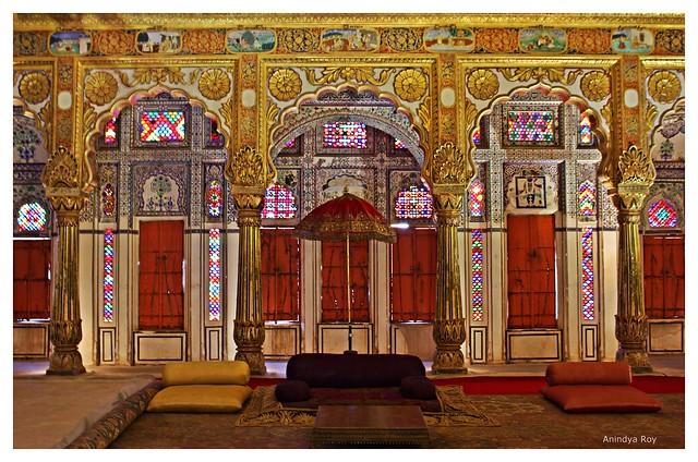 Dewan-e-Khash,Mehrangarh Fort