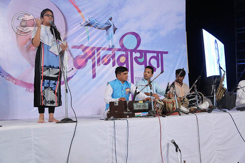 Devotional song by Vanshika Kamla from Pune