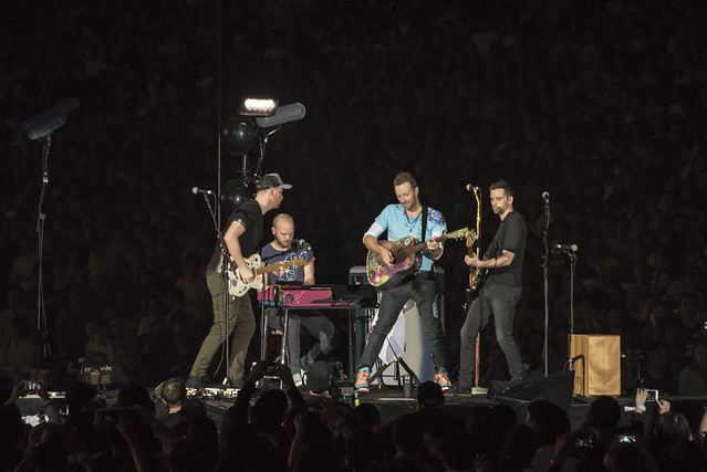 Coldplay Live in Tokyo 2017