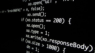 JavaScript source code ransomware | by Christiaan Colen