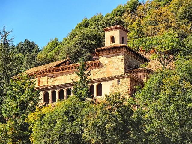 Monasterio de Suso. La Rioja.