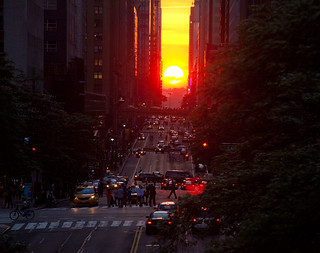 Manhattanhenge 2013 | by raafi.rivero