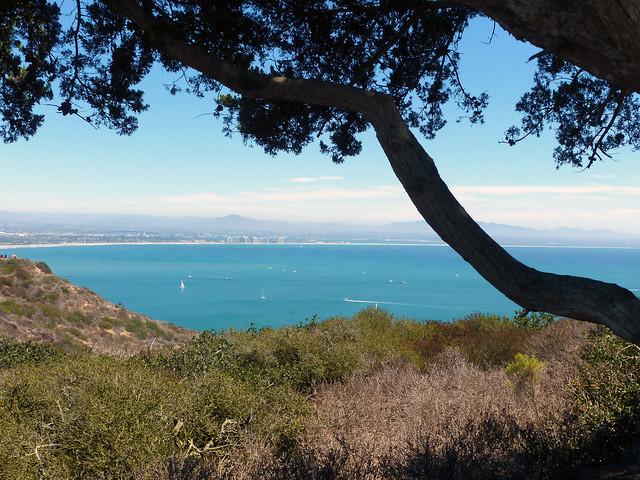 San Diego and Coronado from Point Loma - California