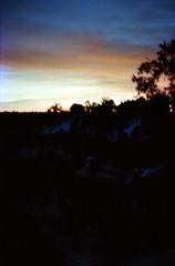 Grand Canyon Sunset Arizona USA Jan 1987 213