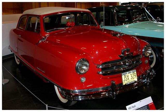 1951 Nash Rambler Custom