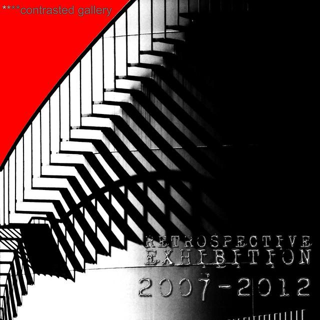 ****CONTRASTED GALLERY          RETROSPECTIVE EXHIBITION 2007-2012