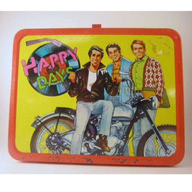 Happy Days Lunch Box 364/365