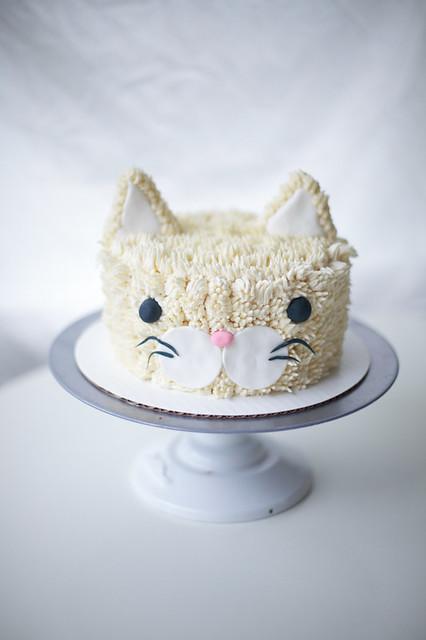 cat cake cuteness!