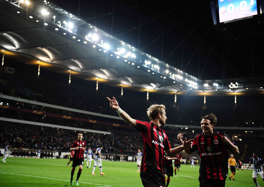 Eintracht Frankfurt Porto