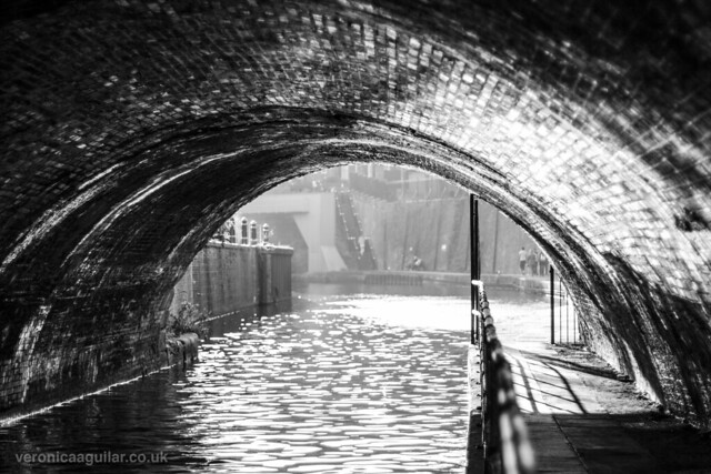 Into the light, Regent's Canal, London