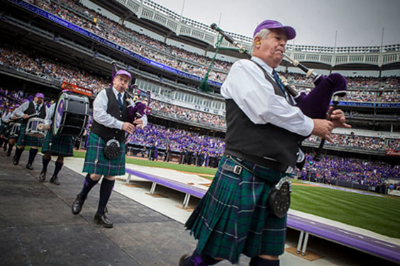 NYU Pipes and Drums - Ensembles - NYU Steinhardt