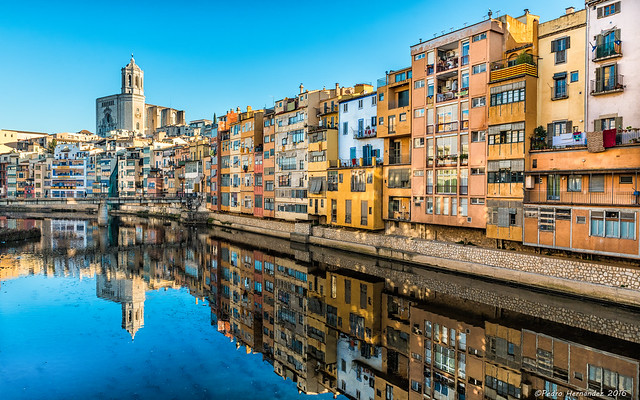 Reflections from Girona