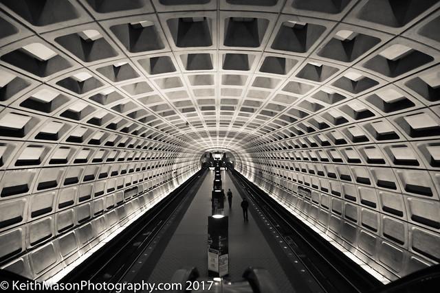 DC Metro Station - U Street station