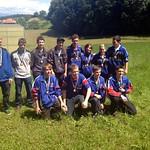 Jungschützen Bezirksfinal 2012