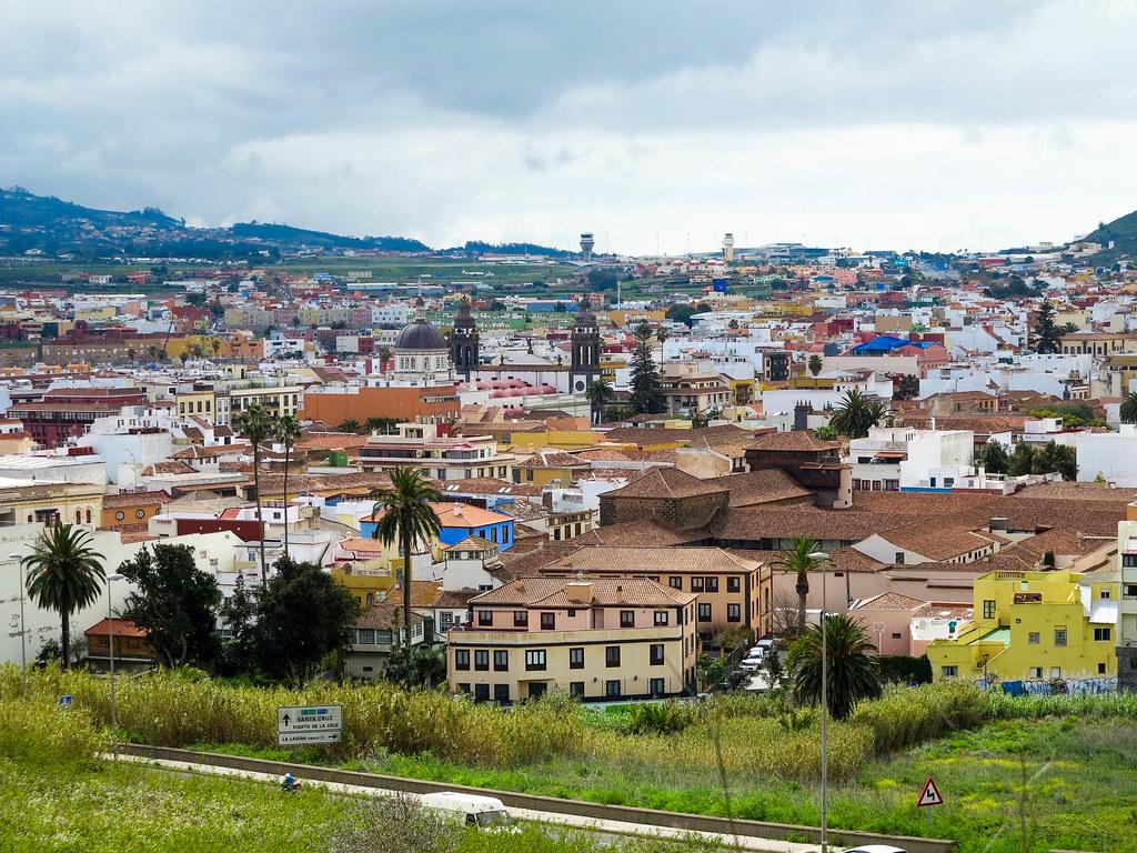 Hoteles en Tenerife y en San Cristobal de La Laguna