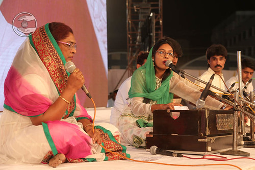 Devotional song by Vaishali Ingwale and Saathi from Pune