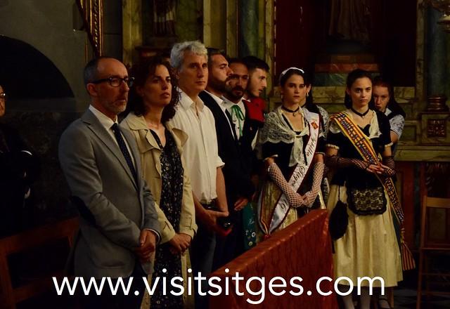 Caramelles a l'Ermita del Vinyet, Dilluns de Pasqua Sitges 2017