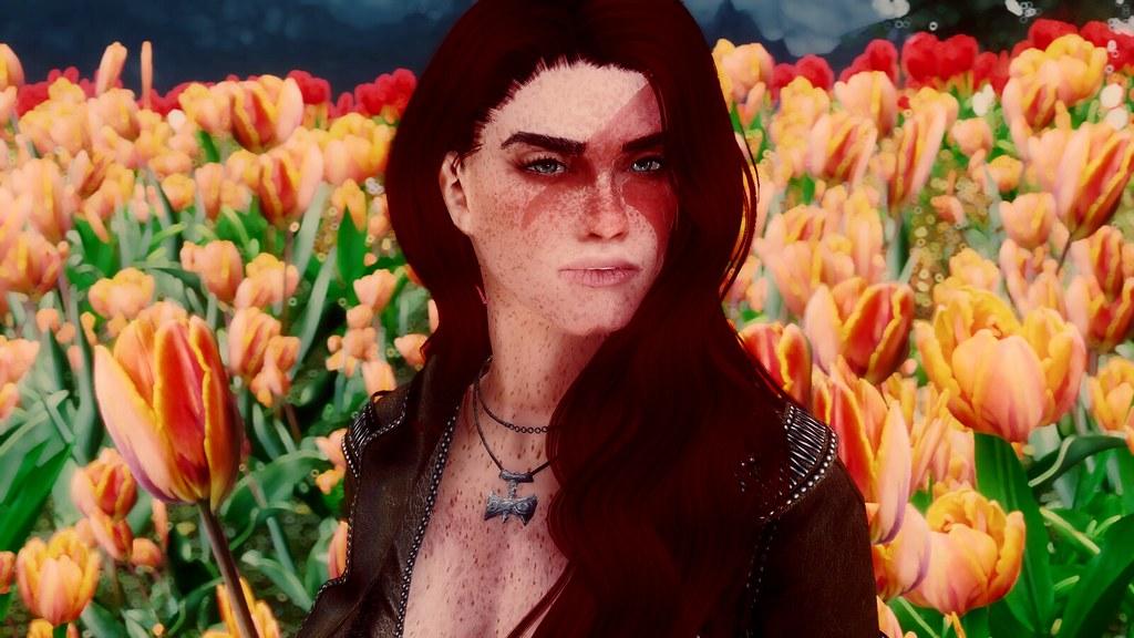 flower girl skyrim