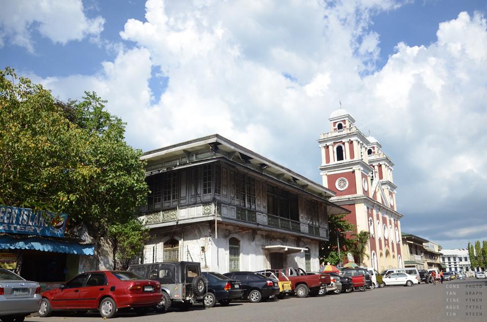Lacson Heritage House & San Jose Placer Church Iloilo