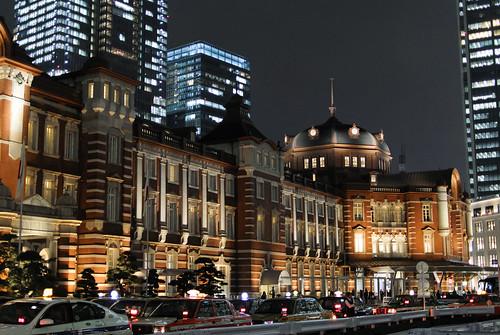東京駅   by Tranpan23