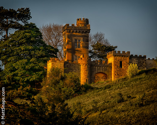 sunset castle fort common stroud rodborough
