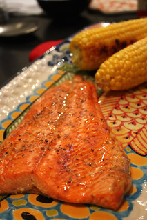 Copper River Salmon Cayenne Lime Butter | by kissmywhisk