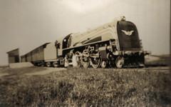 Sir Winston Dugan train 1936