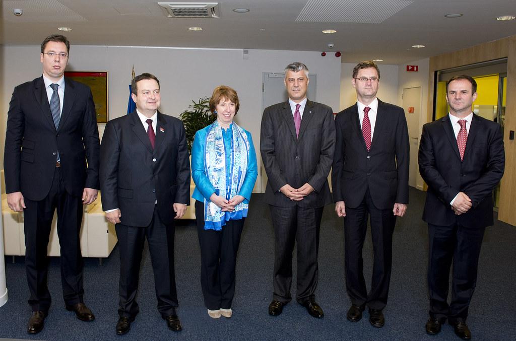 Mr Aleksandar VUCIC, Mr Ivica DACIC, Catherine ASHTON, Mr … | Flickr