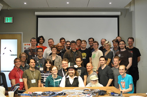 IndieWebCamp Group Photo 2013 | by aaronparecki