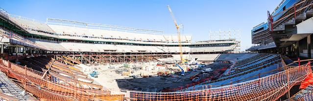 New Santa Clara Stadium