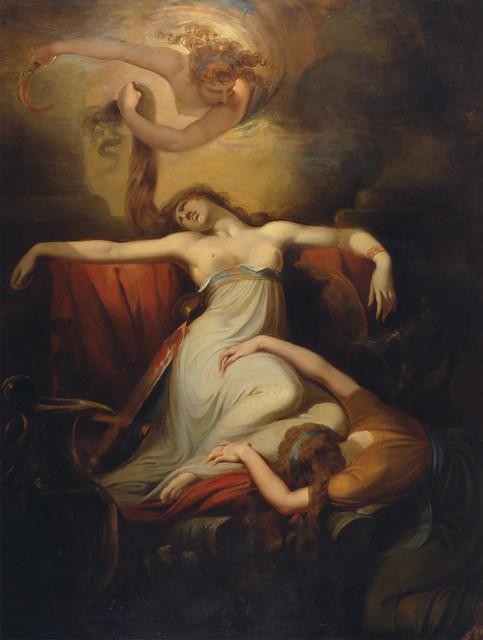 +1781 La muerte de Dido